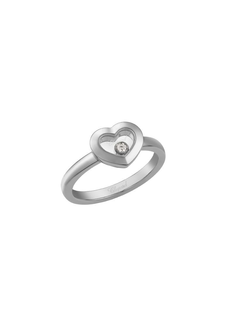 Happy Diamonds Icons Ring