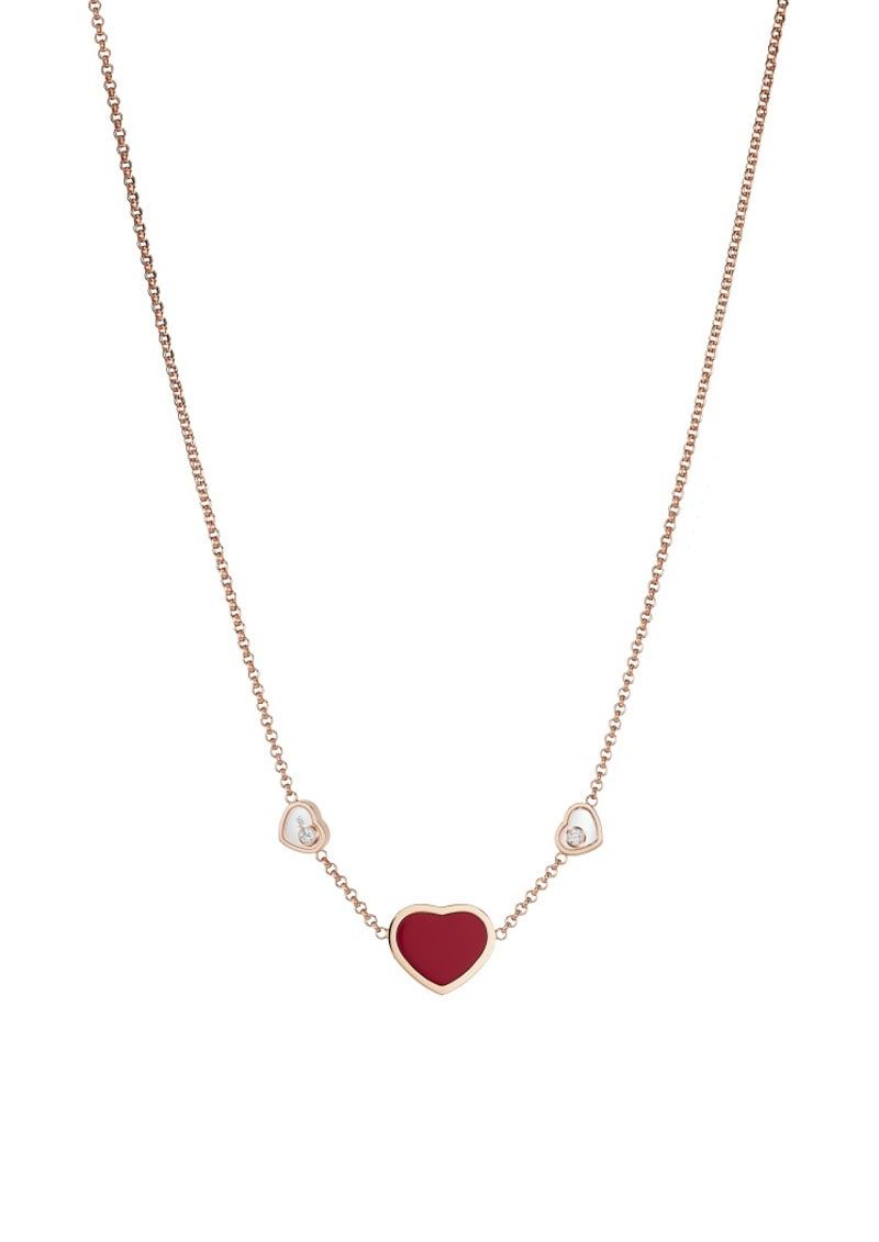 Happy Hearts Ketting
