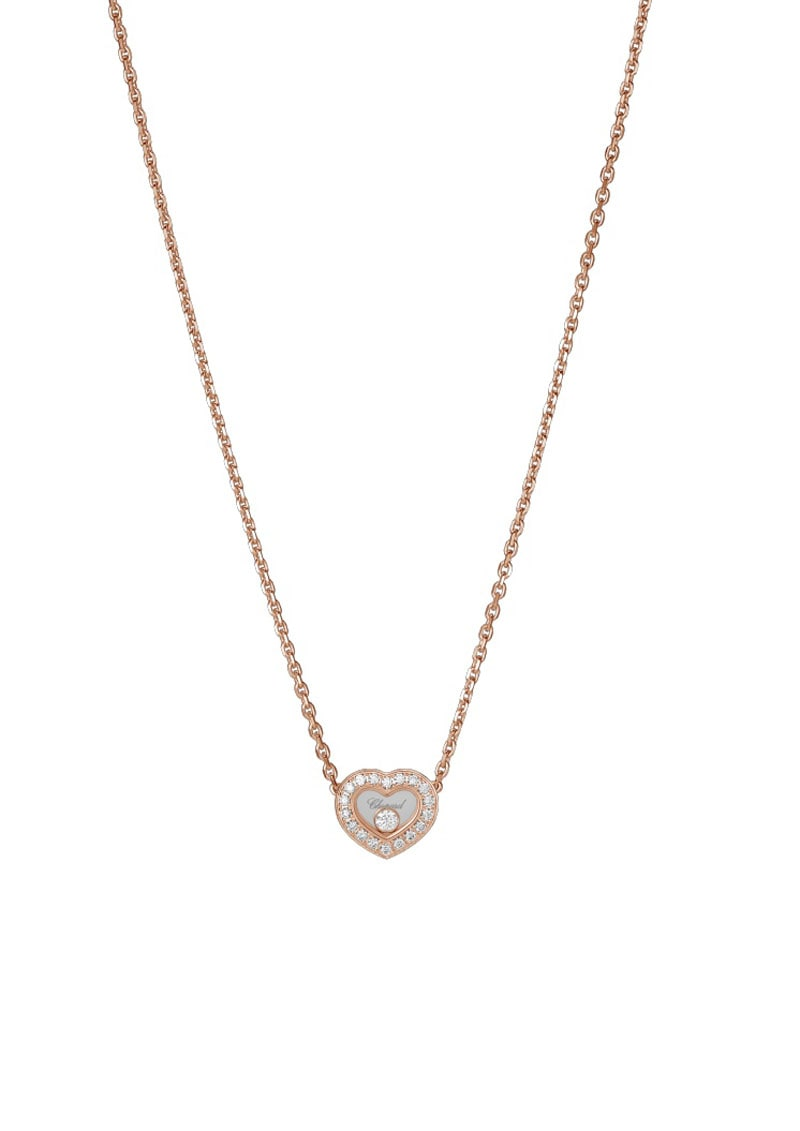 Happy Diamonds Ketting